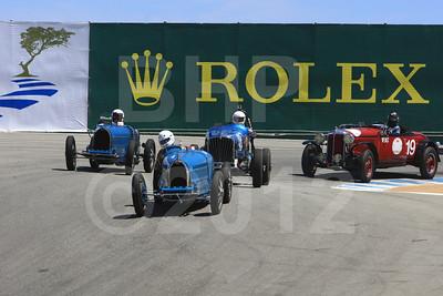 2012 RMMR Sat Group 2A Rolex Monterey Motorsport Reunion Race Group 2A
