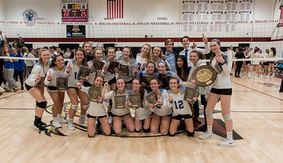 Girls Varsity Volleyball CHSAA Championship – November 5, 2019
