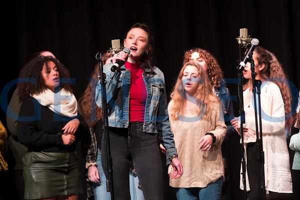 A Cappella Show (Photos by Annalee Bainnson)