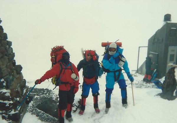 Mt. Ranier Climb