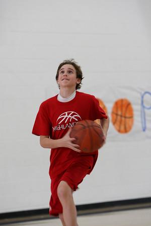 7th Grade Hoops 12-4-10