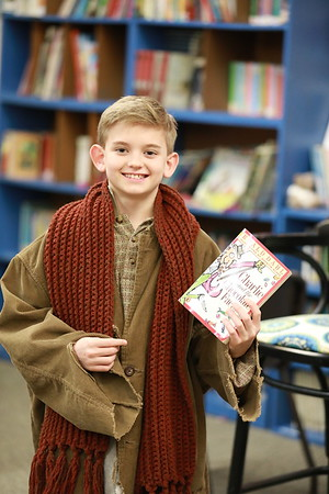 WCES Celebrate Reading Family Night