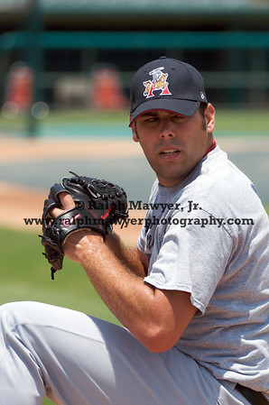 MiLB - SA Missions vs Arkansas Travelers - 2009/31 May