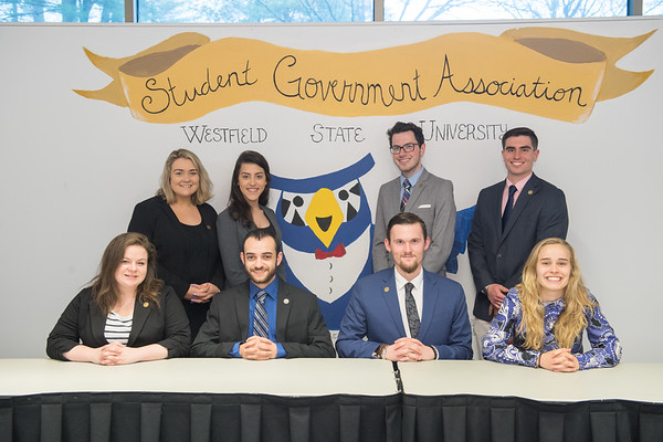 Executive Council, April 2019