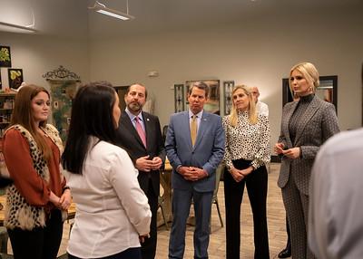 01.14.2020 Ivanka Trump Visit