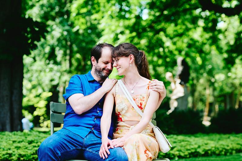 Lelde & Yann Pre-Mariage