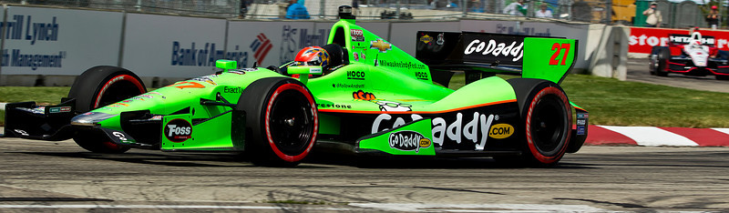 2012 IndyCar Detroit Grand Prix