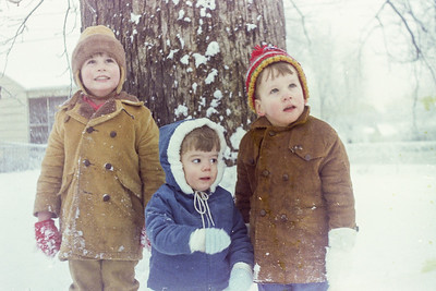 Dobbs Family - 1971