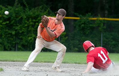 Lunenburg Phillies Baseball, June 19, 2019