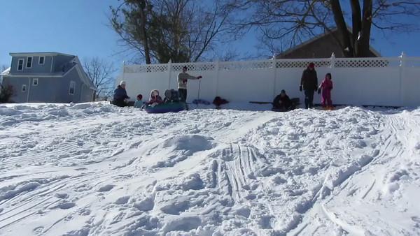 Feb 2013 Fun In the Snow Videos
