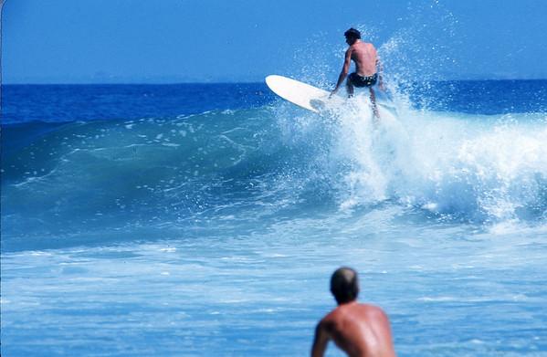 Surfing around the decades