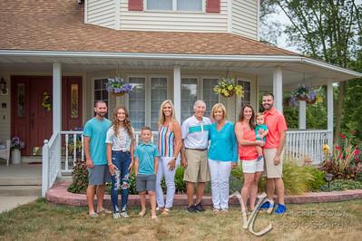Wilkey Extended Family 2020