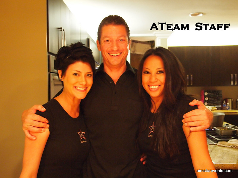 ATEAM PARTY STAFF