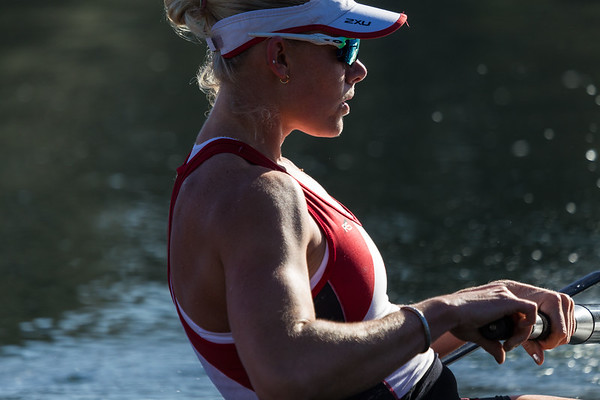 Canadian National Rowing Team 2018 - W-8+