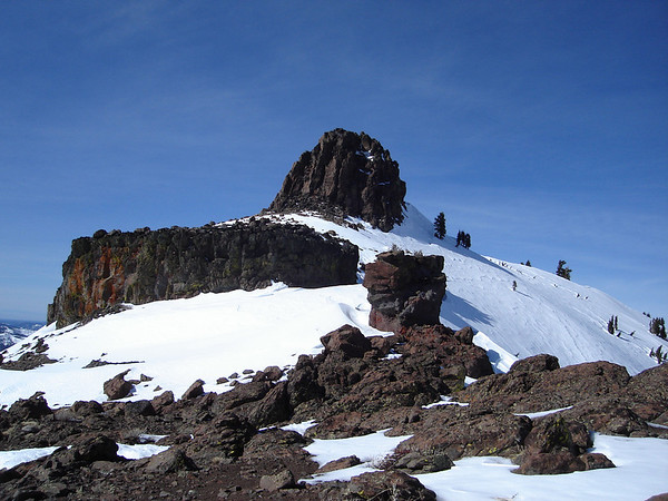 GRANITE CHIEF/NEEDLE PEAK: FEBRUARY 10, 2008