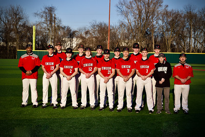 2021 Union Baseball - JV Red
