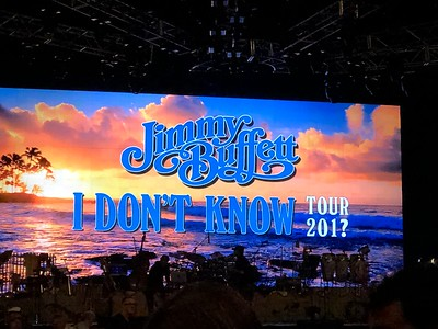 Jimmy Buffett in Charlottesville
