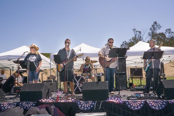 Soberfest 2016 Band Photos