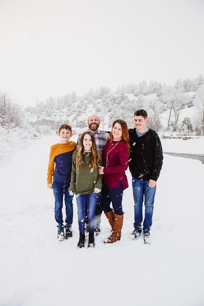 The Bedtke Family | December 2020