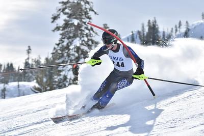 Alpine Meadows Slalom 1/16/2017