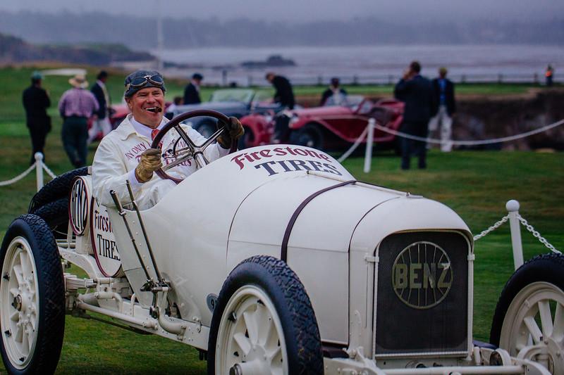 1908 Benz 105 HP Prinz Heinrich