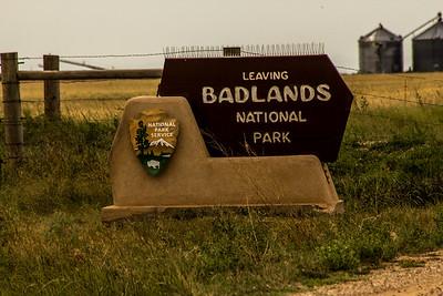 2015 Badlands National Park