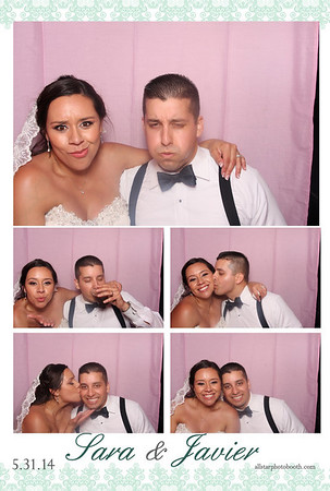Sara & Javier's Wedding
