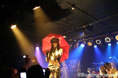 Wednesday 13 @ Penny Arcade (Rochester, NY); 3/02/08