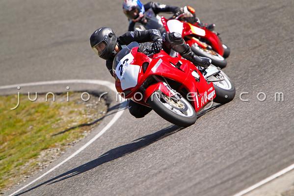 #22 - Red Suzuki