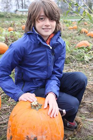 Jubilee Farms, October 2013