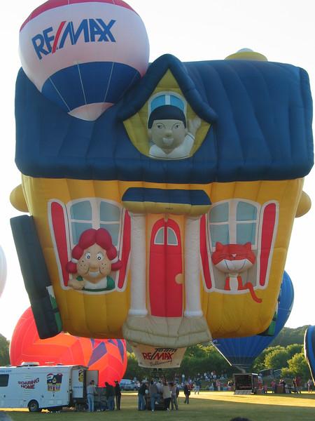 Soaring Home (Re/Max) Balloon