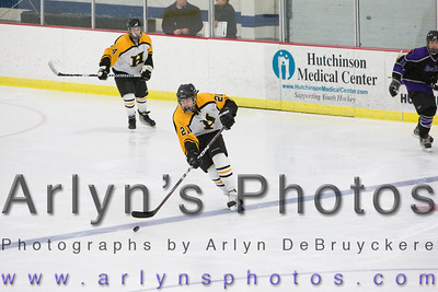 Hutch Boys Hockey vs New Ulm