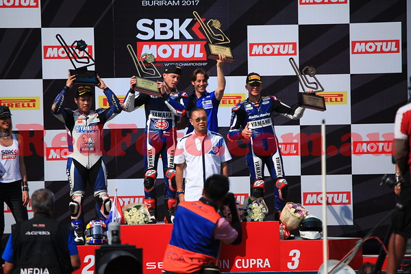 2017 World Superbike Round 2 Sunday