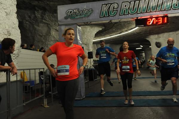 5k Finish 16.58-32.02