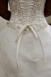 Kimberly & Janerious Wedding - Pre-ceremony