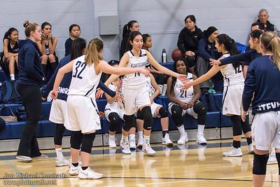 FP Girls Basketball 12/20/17