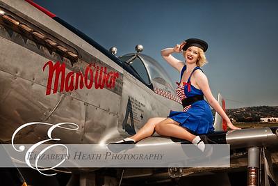 WWII Vintage Planes & Models