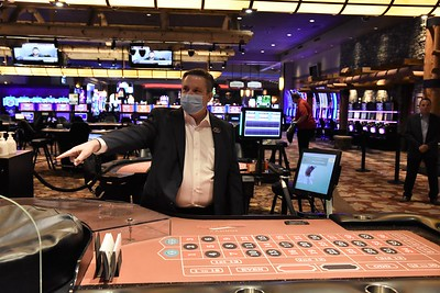 Four Winds Casino Health Safety Procedures 2020