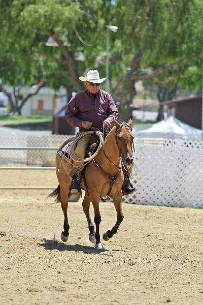 Pre Show Ranch Riding