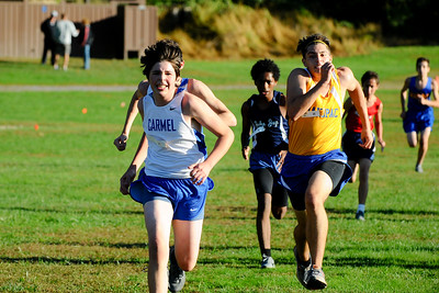 Cross Country League Meet, Bowdoin Park, Oct. 17, 2017