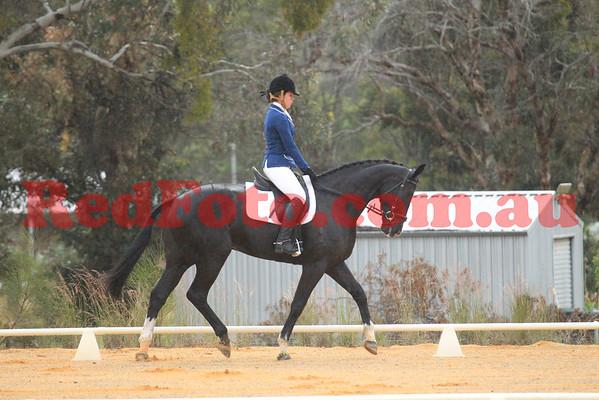 2014 10 18 Swan River Horse Trials Dressage EvA80J