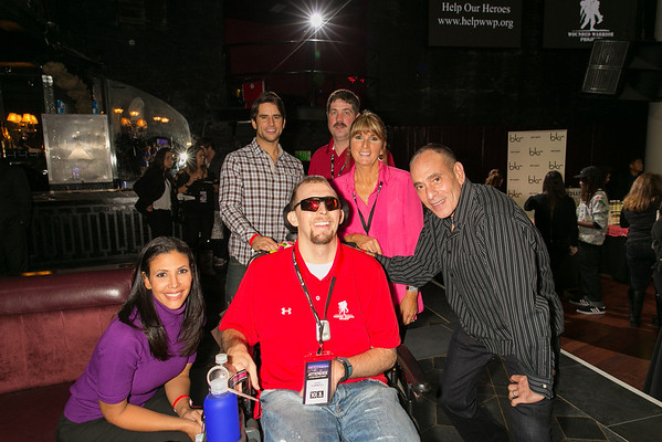 Wounded Warrior Project - Warriors & Celebrities