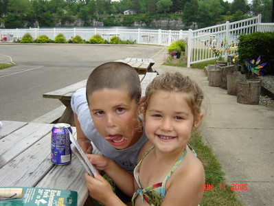 Madison and Dylan