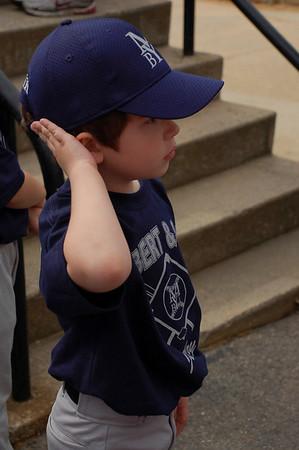 Josiah Baseball 2009