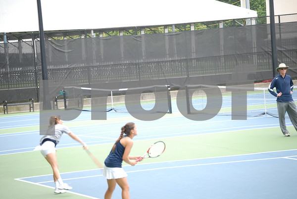 NCAA tennis vs. Emory