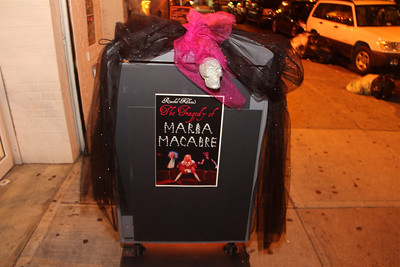 The Tragedy of Maria Macabre, 10-20-11