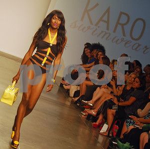 Karo swimwear show @ Nolcha Fashion week 2013