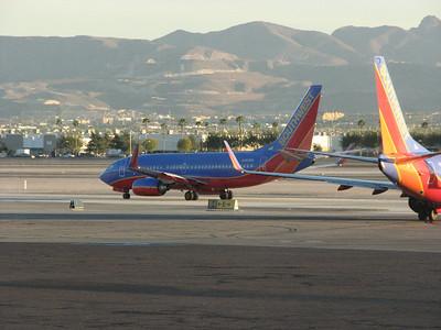 Las Vegas LAS Airport & Bass Pro Shop Nov 2007