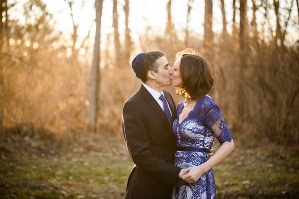 Amanda + Rob: Wedding