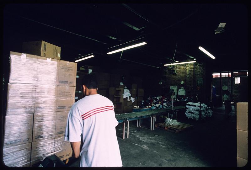 Sandler Bros. (C), Los Angeles, 2004